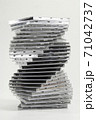Stack of CD 71042737