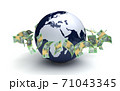Global Business Australian Currency 71043345