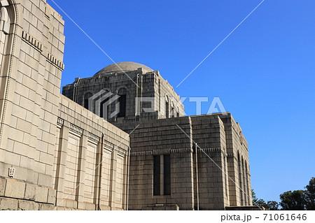 東京都新宿区霞ヶ丘町の聖徳記念絵画館の建物 71061646