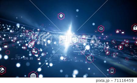 科学技術イメージ 71116459