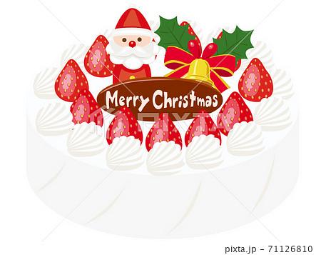 クリスマスケーキ 71126810