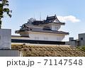 復元された水戸城二の丸角櫓 71147548