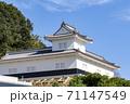 復元された水戸城二の丸角櫓 71147549