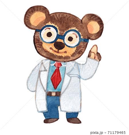 クマのお医者さん 71179465