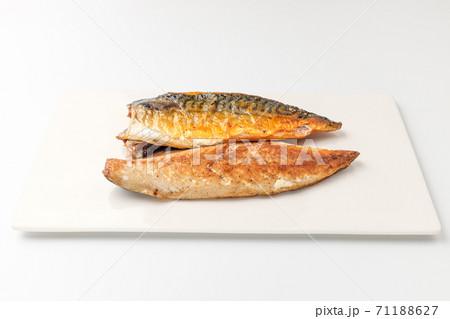 サバ 魚 食べ物 71188627