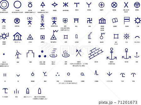 地図 記号