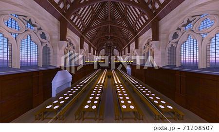 大聖堂ホール 71208507