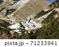 景色 風景 鶏冠 71233941
