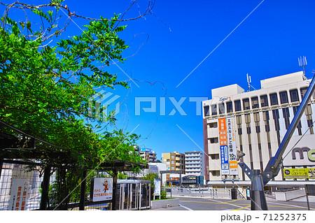 神奈川県横浜市戸塚区の戸塚駅東口の景観 71252375