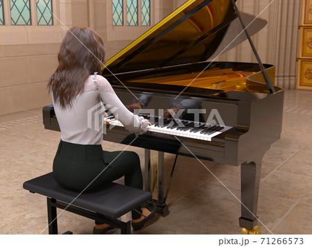 ピアニスト 71266573