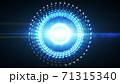 サークル サイバー CG 71315340