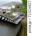 臼杵城跡 鐙坂の壁 (大分県臼杵市) 71324827