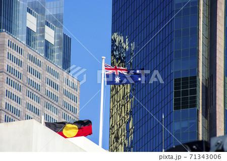 オーストラリアには国旗が二つある 71343006