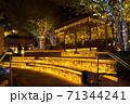 【大阪なんば】なんばパークスのイルミネーション【クリスマス・ヨーロッパ風】 71344241