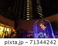 【大阪なんば】なんばパークスのイルミネーション【クリスマス・高層ビル】 71344242