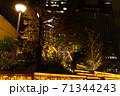 【大阪なんば】なんばパークスのイルミネーション【クリスマス・ヨーロッパ風】 71344243
