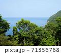 四浦港津井浦線から見える海景色 (大分県津久見市四浦半島) 71356768