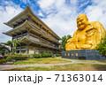 Paochueh Temple and Maitreya Statue in taichung, taiwan. Translation 71363014