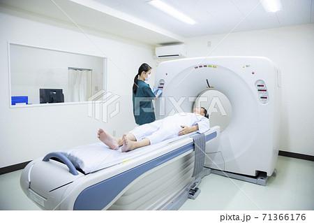 CT検査  71366176