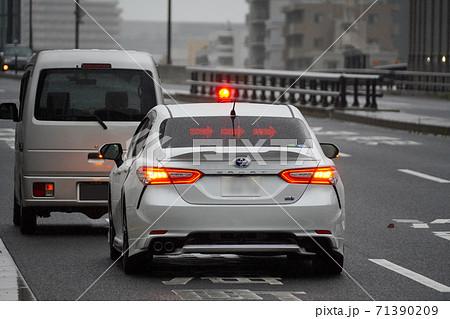 警視庁 交通機動隊 覆面パトカー カムリの写真素材 [71390209] - PIXTA