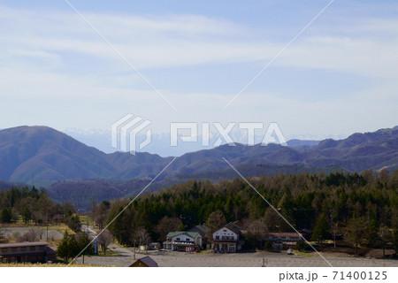 車山高原 ヴィーナスラインの眺め 71400125