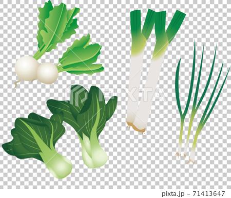 秋冬蔬菜 71413647