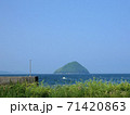 津久見島 (大分県臼杵市大泊港付近) 71420863