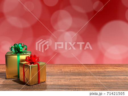 クリスマスプレゼント  71421505