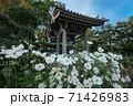 寺社仏閣 松月院の鐘楼 東京都板橋区 71426983