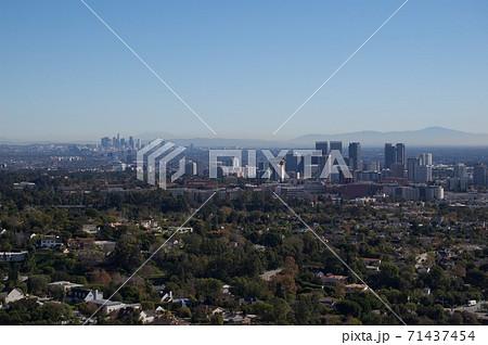アメリカ LA 1月 71437454