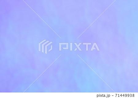 青色・紫色系背景素材 グラデーション 71449938