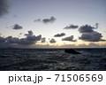 世界中のサーファーが訪れるビアリッツの海 71506569