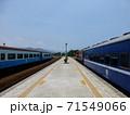 鉄路 線路 鉄道 71549066