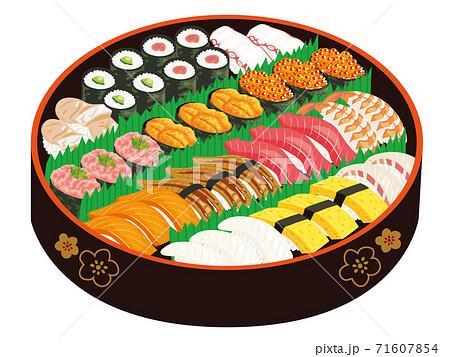 寿司 71607854