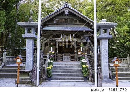 夫婦円満や縁結びで有名な飯盛神社 (福岡県福岡市西区) 71654770