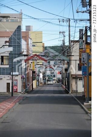 静宝通り(北海道新ひだか町静内) 71715123