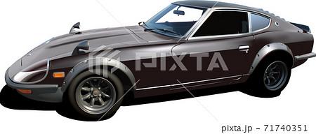 スポーツカー 71740351