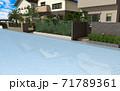 水害イメージ 71789361