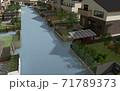 水害イメージ 71789373