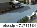 水害イメージ 71789384