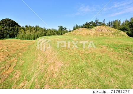 茶臼塚古墳 八女古墳群 横穴式石室 6世紀後半頃 福岡県八女市 71795277