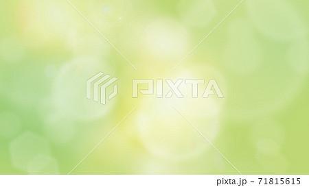 抽象的なグリーンの光 - 複数のバリエーションがあります 71815615