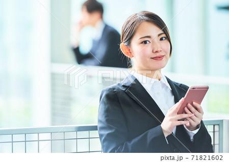 若い ビジネスウーマン 71821602