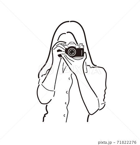 日常を切り取るカメラ女子 71822276