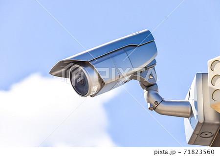 防犯カメラ 71823560
