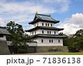 松前城の天守:北海道松前町 71836138