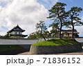 松前城:北海道松前町 71836152