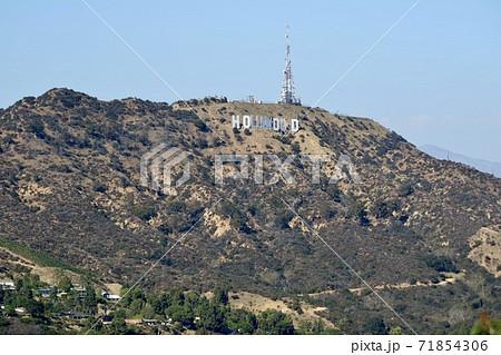 【アメリカ・CA】 ハリウッドサイン 71854306