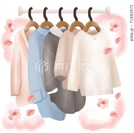 いい香りの服 71882672