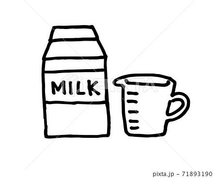 牛乳. 71893190